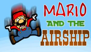 MarioAndTheAirship Cartoon by ZoDy