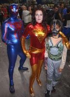 The Family That Cosplays Together by Wilcox660