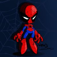 Little Spidey Jam: Original by The-Seacow