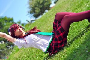 EVA: Makinami Mari 03~ by SinfulVoice