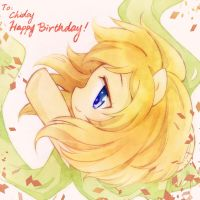 HB to Chidy by Lyra-Kotto