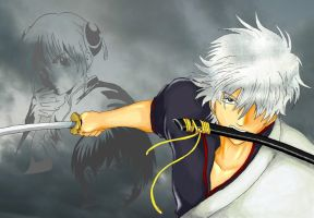 Gintama - Donten by sweet-apple-pie