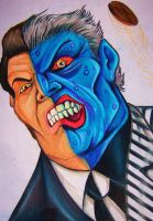Two-Face by GregLakowske