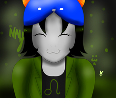 Lady Nepeta by ChicaSuperKiller