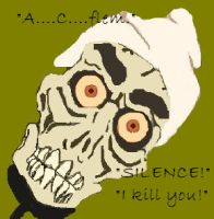 ACHMED   XD by yumipotter