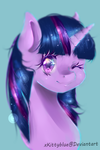 Twilight Bust by xKittyblue