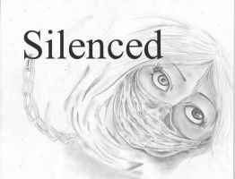 SILENCED- graphite by eXsanguinousCorpse