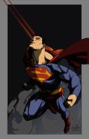 Superman by Trouble-Gum