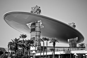 Vegas UFO by Crotale