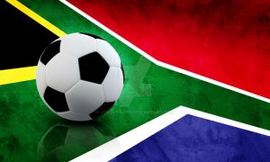 South Africa World Cup by jordygraph