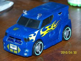 Anime Soundwave Sly Van 02 by coonk9