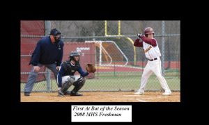 First At bat of the season by FlukieW