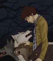 Will Graham by FourDirtyPaws