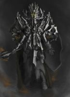 Morgoth's Progression 3 by SeanRobertCook