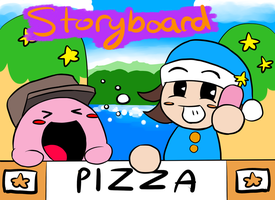 Animatic - Waddle Doo Orders Cheese Pizza by DYW14