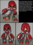Custom commission: Metal Knuckles by Wakeangel2001