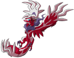 (X+Y) Yveltal's slight New Look by SoftMonKeychains