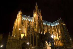 Metz's Cathedral - Seven by The-Playmobil