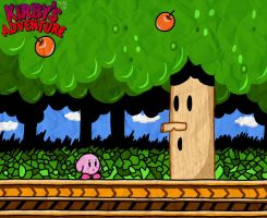Kirby's Adventure! by JOSHDILISI