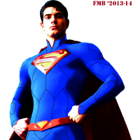 New 52: Superman/Brandon Routh by kyomusha