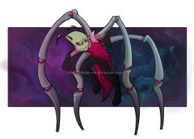 Invader Zim - spider legs by Millster-Ink