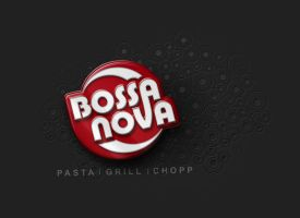 Bossa Nova logo by tutom