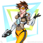 Tracer by SwanLullaby
