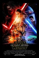 Star Wars: The Force Awakens Movie Poster by derrickthebarbaric