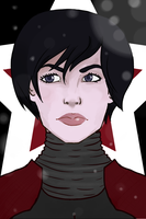 Gift: Leya Shepard by Spicy-Noodle-Ghost