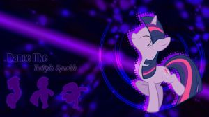 Dance Like: Twilight Sparkle by toruviel
