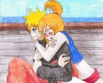 Naruto and Tetra by TheRealKyuubi16