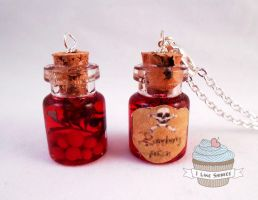Baneberry potion -Potter inspired by ilikeshiniesfakery