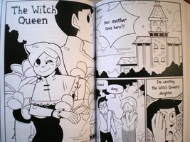 The Witch Queen of Clarendon - Sample by daughter-thursday