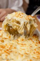 Cheesy pasta 1 by patchow