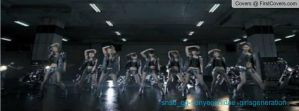 snsd bad girl facebook cover 2 by alisonporter1994