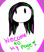 Wecome to my page! [NewID] by Tsukino92