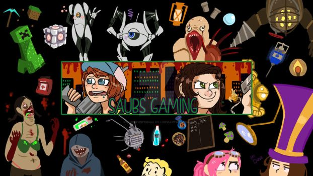 Saubs Gaming by unconventionalhill
