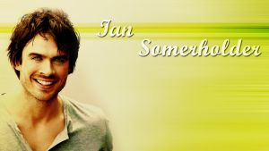 Ian Somerholder by OrlaDark