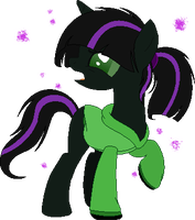 Ender Creeper OC by Laser-Pancakes