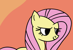 Fluttershy Approves by Azure888