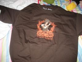 Black Butler T shirt is here by magicalgirlj