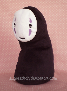 No-face2 by sugarstitch