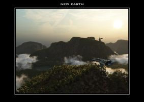 New Earth by wolfen11