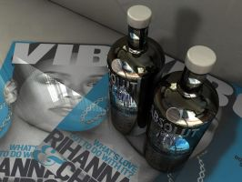Cinema 4D - Absolut 1 by 22spoons