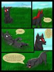 Deliver Us From Evil: (Ep 1) Chapter 1 PG 2 by SheaTheDestroyer