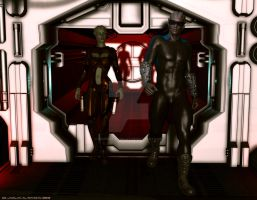 Mass Effect - The Arrival by BohemianHarlot