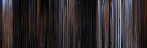 War OfThe Worlds Movie Barcode by naesk