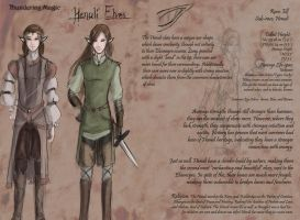 Henuli Elves by Lumaris