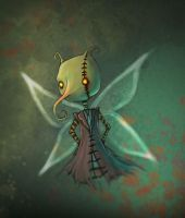mutterfly by Rats-in-the-van