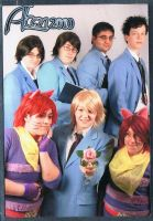 Ouran - The Hosts by misfitmosher